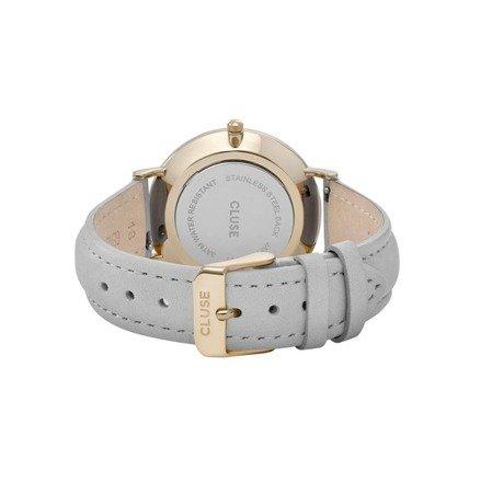 Cluse La Boheme Gold White/Grey CL18414