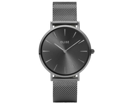 Cluse La Boheme Mesh Dark Grey CL18121