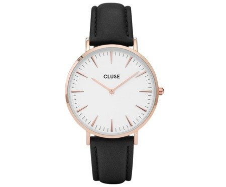 Cluse La Bohème Rose Gold White/Black CL18008