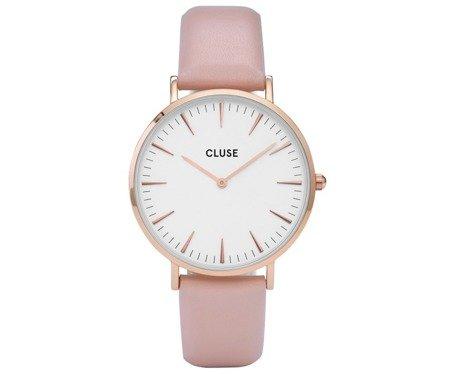 Cluse La Bohème Rose Gold White/Pink CL18014