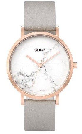 Cluse La Roche Rose Gold White Marble/Grey CL40005