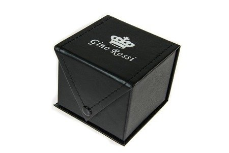 Skórzane pudełko Gino Rossi