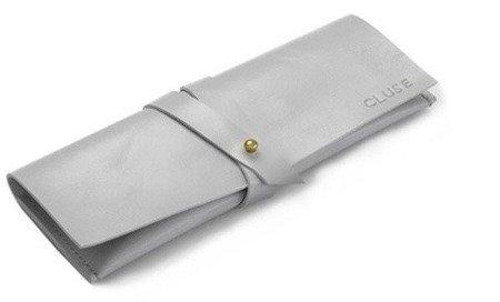 Zegarek damski Cluse La Bohème Silver White/Black CL18208