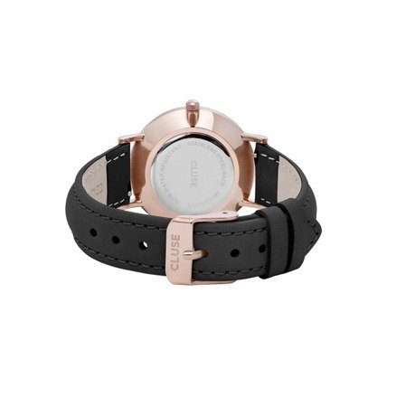 Zegarek damski Cluse Minuit Rose Gold White/Black CL30003