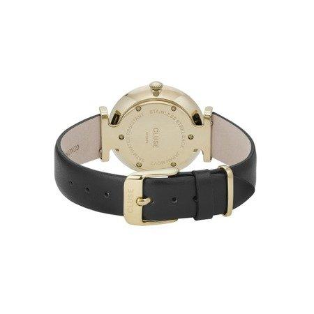 Zegarek damski Cluse Triomphe Gold Black CL61006