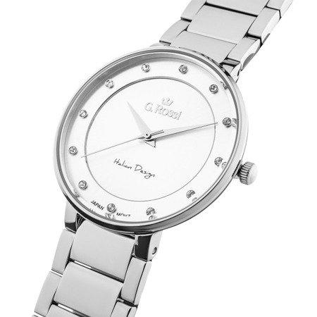 Zegarek damski G.Rossi 11155B-3C1