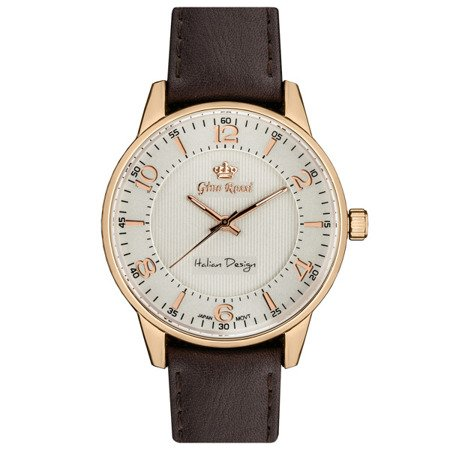 Zegarek męski Gino Rossi 3093A-3B1