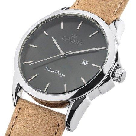 Zegarek męski Gino Rossi 3844A2-3B1