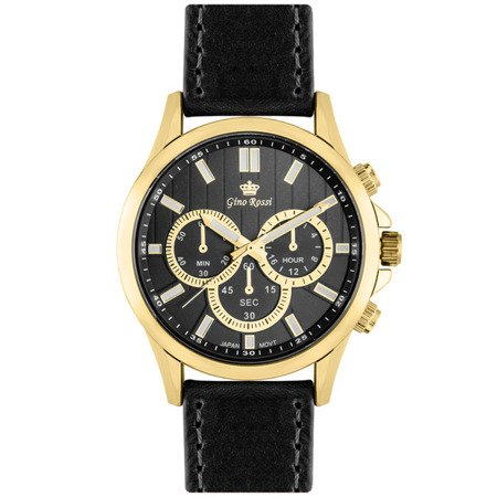 Zegarek męski Gino Rossi 8071A-1A2
