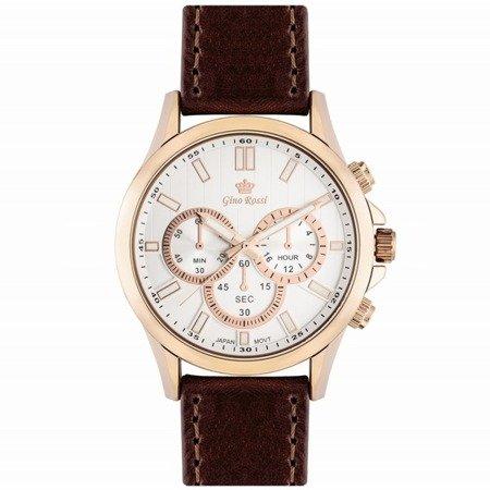 Zegarek męski Gino Rossi 8071A-3B3