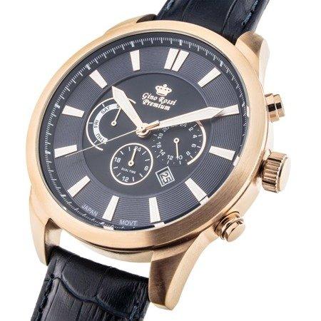 Zegarek męski Gino Rossi Premium S1068A-6F3