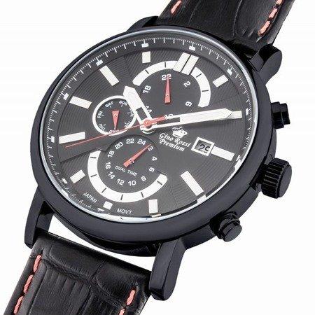 Zegarek męski Gino Rossi Premium S623A-1A3
