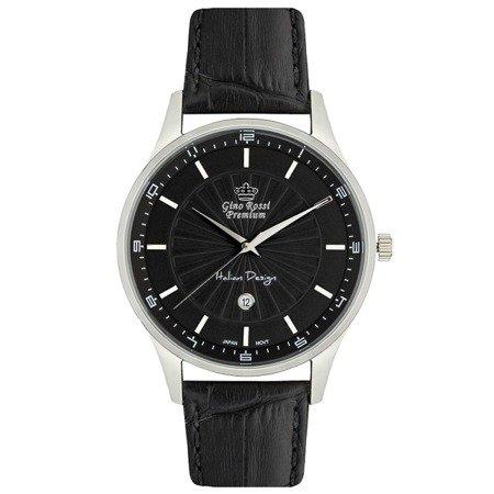 Zegarek męski Gino Rossi Premium S8886A-1A1