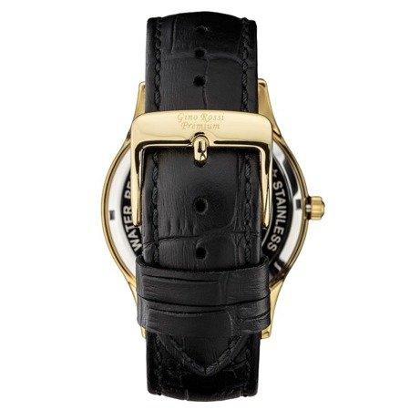 Zegarek męski Gino Rossi Premium S8886A-1A4