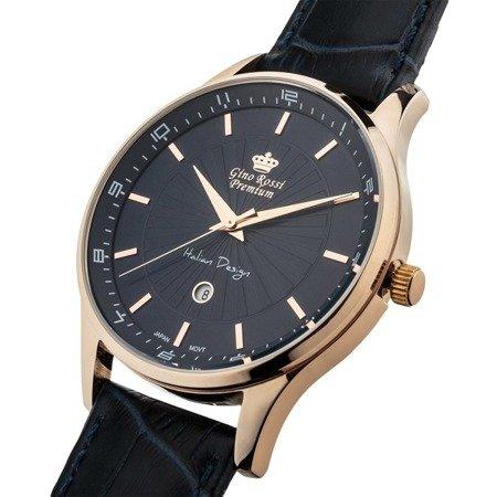 Zegarek męski Gino Rossi Premium S8886A-6F3